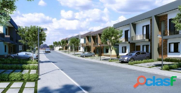 Residencial casa nova eco clube - casa em condomínio a venda no bairro parque santa rosa - suzano, sp - ref.: lan24