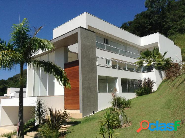 Alphaville - casa nova alphasitio, 473 m2, 5 suítes - casa a venda no bairro tamboré - santana de parnaíba, sp - ref.: re33982