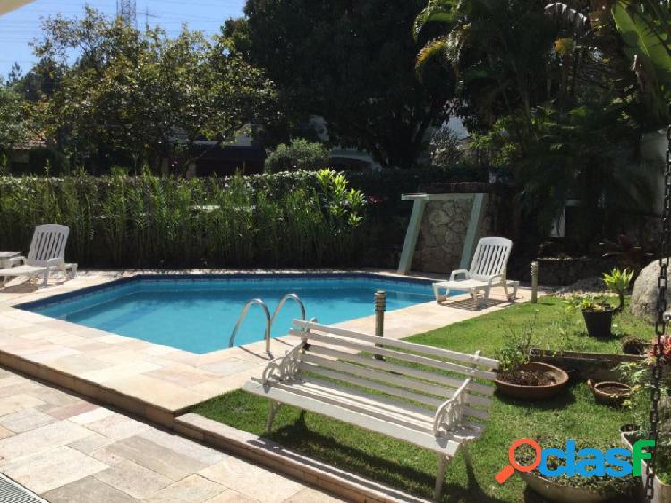 Alphaville - residencial 5, 480 m2, 4 dorms, lazer completo - casa a venda no bairro alphaville 5 - santana de parnaíba, sp - ref.: re22373