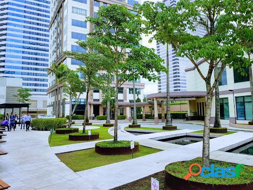 Alphaville - west gate - 84 m2, 2 vagas, pronta para uso - sala comercial para aluguel no bairro alphaville - barueri, sp - ref.: ca67356