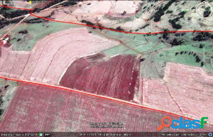 BELA FAZENDNHA DUPLA APTIDÃO - Rural a Venda no bairro Braço do Norte - Santa Helena, PR - Ref.: FREI-36-ALQ