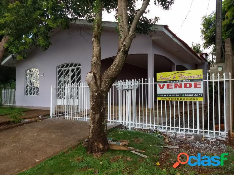 Casa em sub sede santa helena pr - casa a venda no bairro sub-sede - santa helena, pr - ref.: se15961
