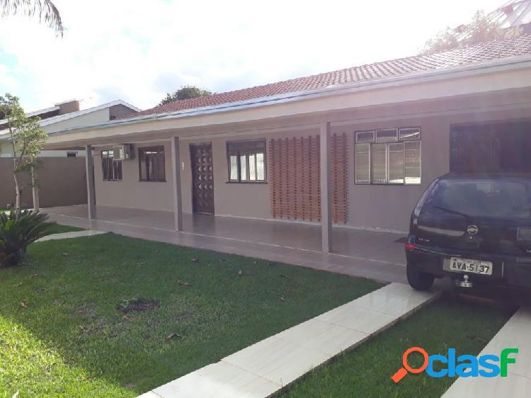 Casa grande em moreninha - casa a venda no bairro moreninha - santa helena, pr - ref.: se38768