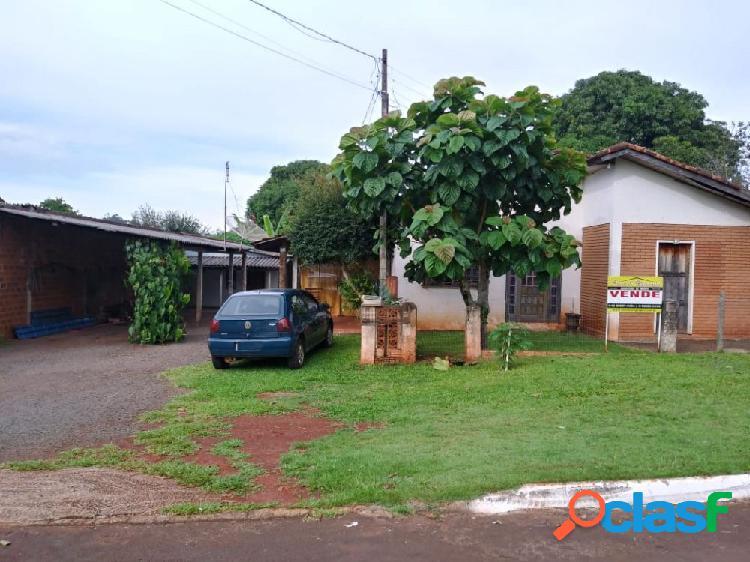 Casa proximo centro de santa helena - casa a venda no bairro centro - santa helena, pr - ref.: pacuri