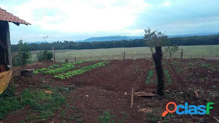 Pequena chácara rural em santa helena pr - chácara a venda no bairro esquina bela vista - santa helena, pr - ref.: se39571