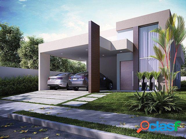 Terras alphavile- casa na planta- entrega em 6 meses - casa alto padrão a venda no bairro centro - barra dos coqueiros, se - ref.: sa53716