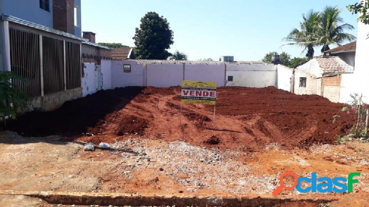 Terreno rua argentina, 180.000 - terreno a venda no bairro cidade alta - santa helena, pr - ref.: targentina