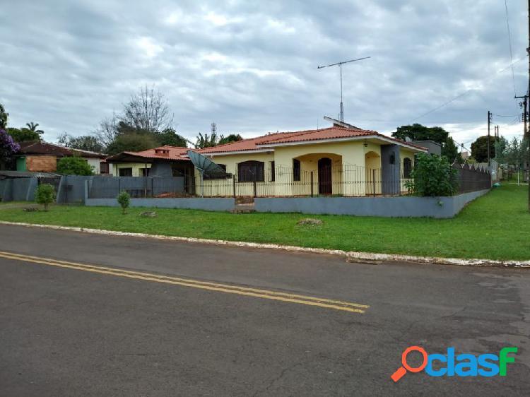 Baixou 50 mil..casa no centro de santa helena - casa a venda no bairro centro - santa helena, pr - ref.: benedito-nike