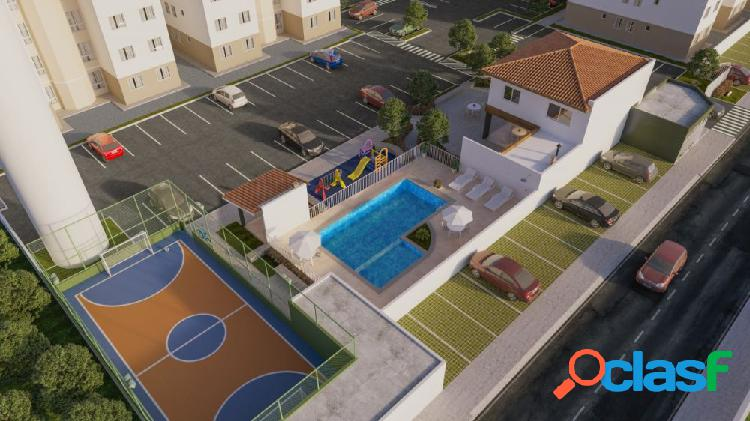 Villa dos pássaros - apartamento a venda no bairro santa maria - aracaju, se - ref.: vpassaros