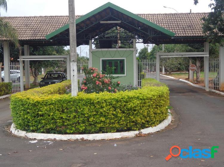 Terreno cond marina verde adolfo - terreno em condomínio a venda no bairro rural - adolfo, sp - ref.: 101