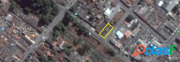 Terreno 1.005m² estuda permuta - terreno a venda no bairro ipiranga - ribeirão preto, sp - ref.: fa56616