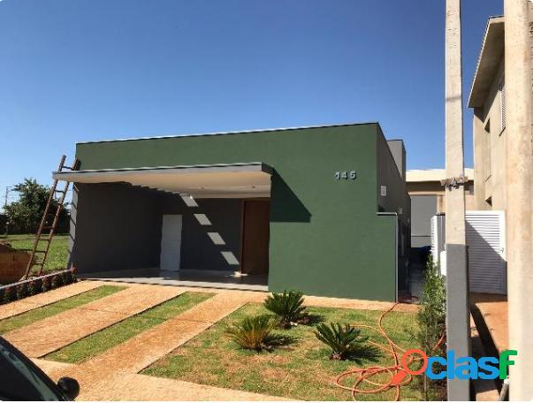 Casa térrea em condomínio 3 dormitórios - casa em condomínio a venda no bairro vila do golf - ribeirão preto, sp - ref.: fa84011