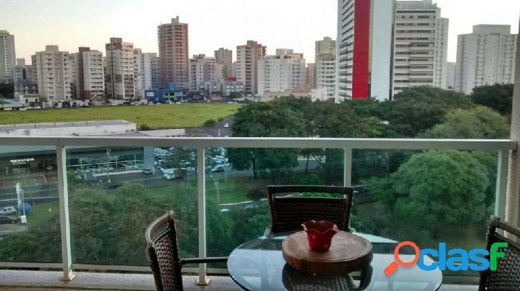Apto edifício riverside park - apartamento alto padrão a venda no bairro nova aliança - ribeirão preto, sp - ref.: fa73090