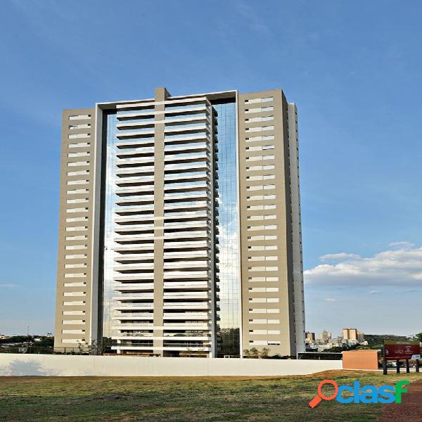 Apartamento alto padrão 4 suítes vista permanente parque cur - apartamento alto padrão a venda no bairro ribeirânia - ribeirão preto, sp - ref.: fa06604