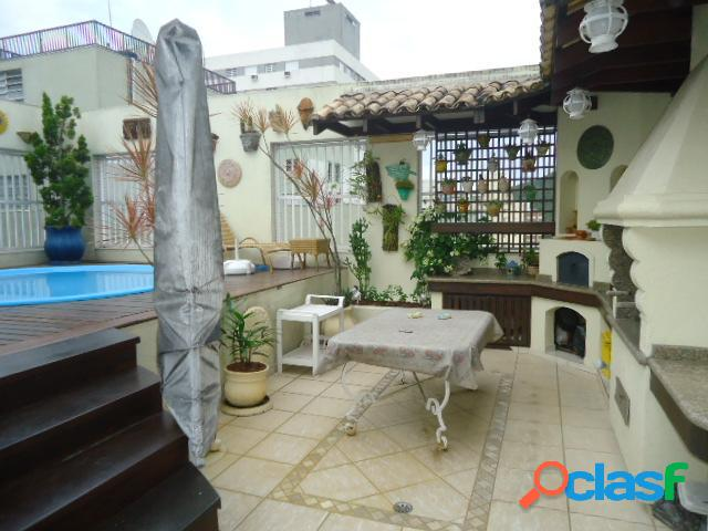 Cobertura a venda no bairro pitangueiras - guarujá, sp - ref.: ca73631