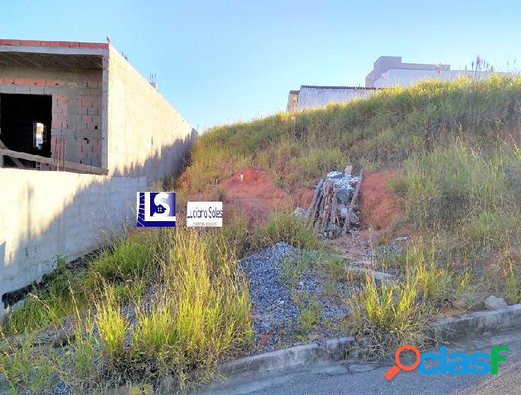 Terreno a venda no bairro bela vista - araçariguama, sp - ref.: lu-1067