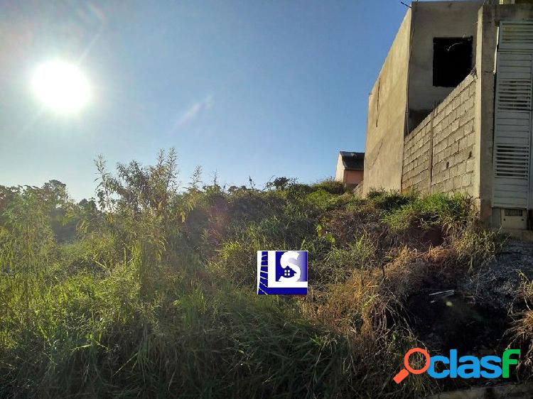 Terreno a venda no bairro bela vista - araçariguama, sp - ref.: lu-1071