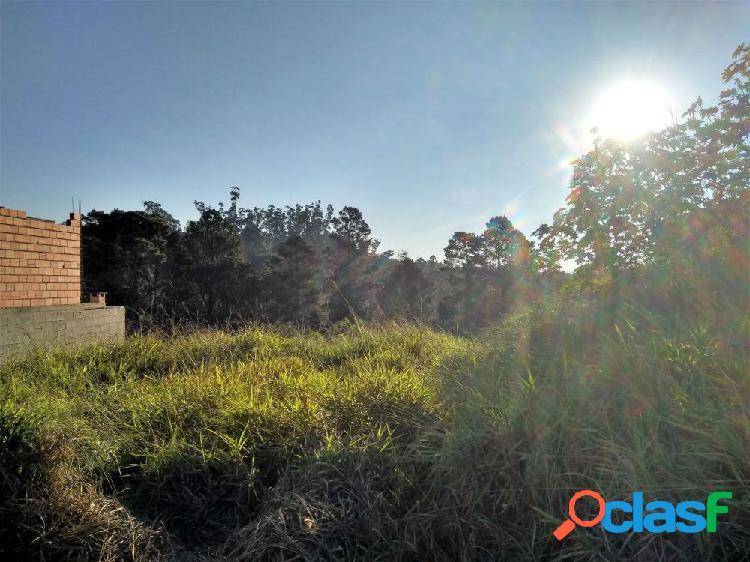 Terreno a venda no bairro bela vista - araçariguama, sp - ref.: lu-1072