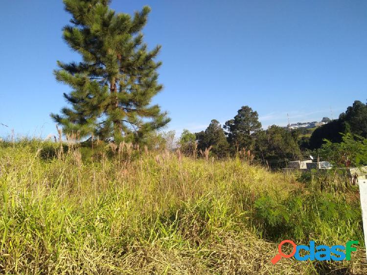 Terreno a venda no bairro bela vista - araçariguama, sp - ref.: lu-1074
