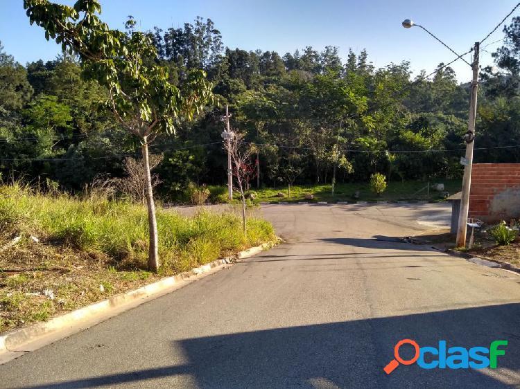 Terreno a venda no bairro bela vista - araçariguama, sp - ref.: lu-1075