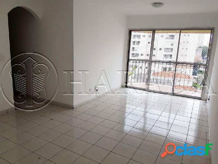 Excelente apto 3 dm+dependencia a 1 quadra do metrô - apartamento para aluguel no bairro saúde - são paulo, sp - ref.: ha226