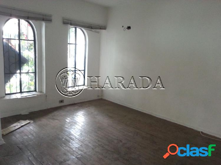 Sobrado 100 m2,2 salas,2 dm na vila mariana - sobrado para aluguel no bairro vila mariana - são paulo, sp - ref.: ha71