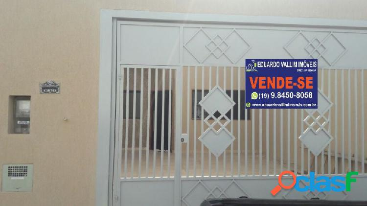 Casa a Venda no bairro Jardim Boer II - Americana, SP - Ref.: EV1035001
