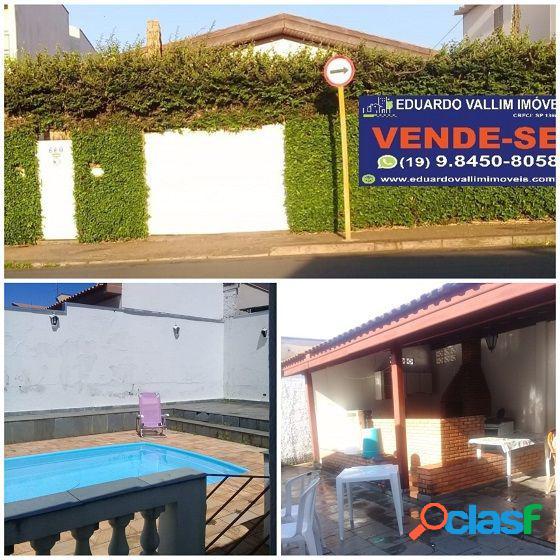 Casa a venda no bairro jardim são pedro - americana, sp - ref.: evcasa020