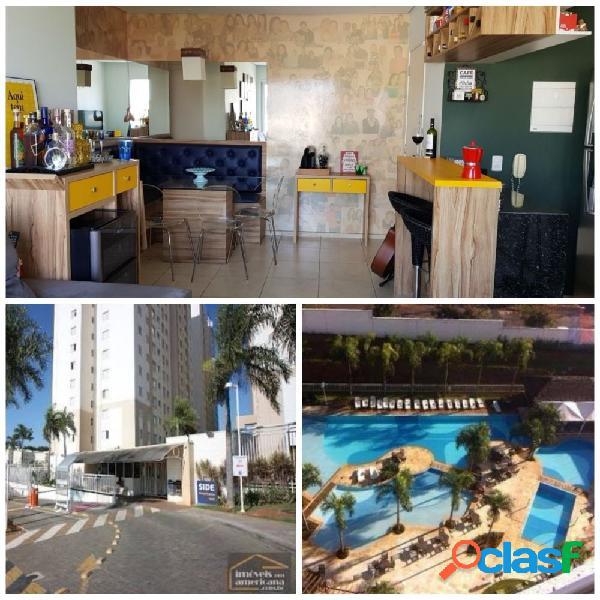 Condomínio residencial side - apartamento a venda no bairro vila galo - americana, sp - ref.: ev1063837