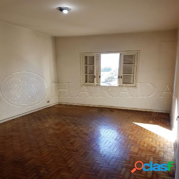 Apto 84 m2, bem iluminado,2 dm na saúde - apartamento para aluguel no bairro vila gumercindo - são paulo, sp - ref.: ha382