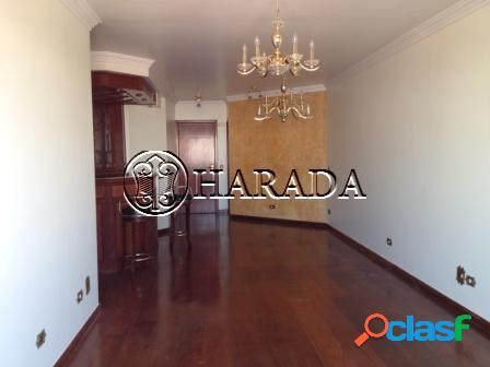 Excelente apto 120 m2,3 dm com suite na bosque da saúde - apartamento a venda no bairro bosque da saúde - são paulo, sp - ref.: ha132