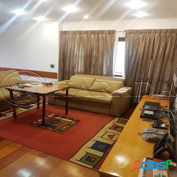 Excelente duplex de canto com vaga,lazer completo no trianon - apartamento duplex para aluguel no bairro cerqueira cesar - são paulo, sp - ref.: ha269a