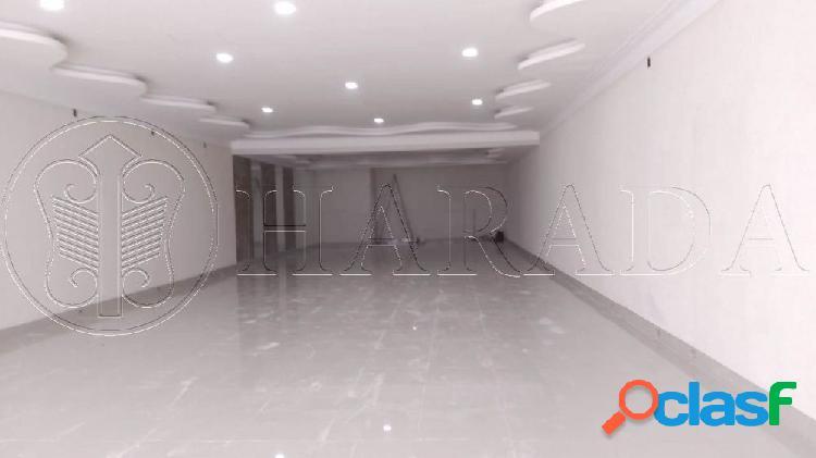 Loja de 320 m2 toda reformada c/ banheiro - loja para aluguel no bairro saúde - são paulo, sp - ref.: ha360