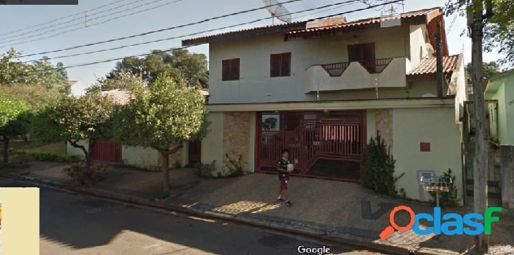Casa alto padrão a venda no bairro jardim ipiranga - americana, sp - ref.: evsob013
