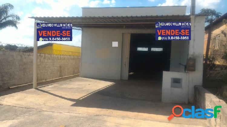 Ponto comercial a venda no bairro chácara recreio cruzeiro do sul - santa bárbara d'oeste, sp - ref.: evpontocom_001
