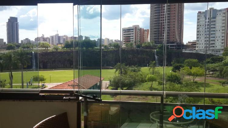 Apartamento 3 suítes 2 vagas e sacada gourmet frente raya - apartamento a venda no bairro bosque das juritis - ribeirão preto, sp - ref.: fa72532