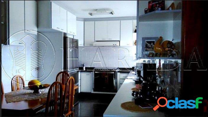 Apto 130 m2,4 dm(1 suíte),4 vagas na mooca - apartamento a venda no bairro mooca - são paulo, sp - ref.: ha363