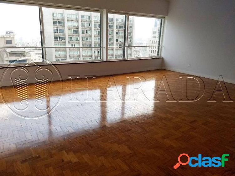 Apto 170 m2,3 dormitórios(2 suítes) na av. paulista - apartamento a venda no bairro bela vista - são paulo, sp - ref.: ha277