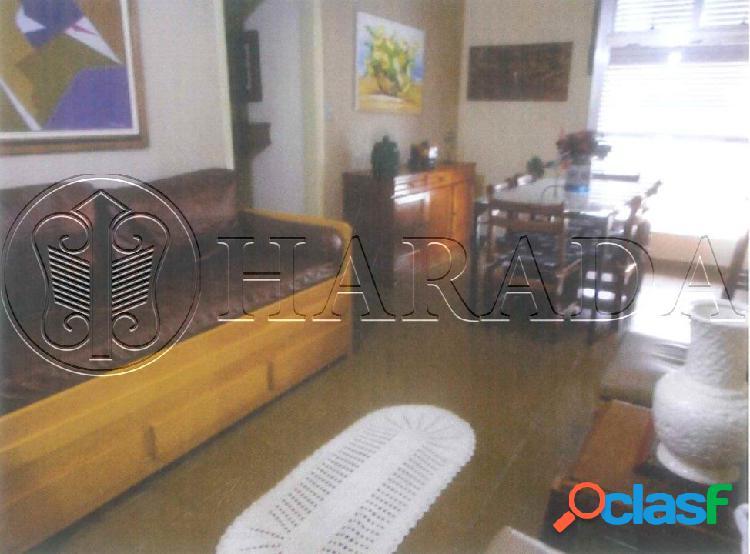 Apto mobiliado,2 dm(1 suíte),c/vaga em pitangueiras, guarujá - apartamento a venda no bairro pitangueiras - guarujá, sp - ref.: ha299