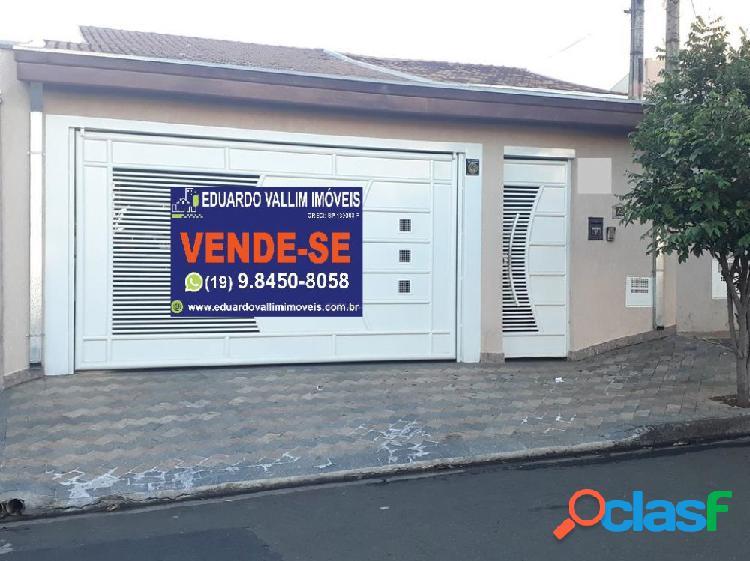 Casa a venda no bairro parque novo mundo - americana, sp - ref.: evcasa029