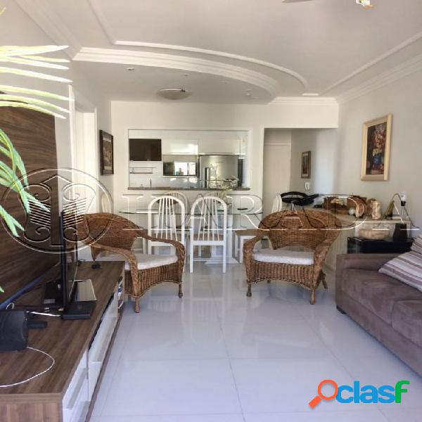 Excelente apto 78 m2,mobiliado,2 dm(1 suíte),vaga no guarujá - apartamento a venda no bairro enseada - guarujá, sp - ref.: ha298