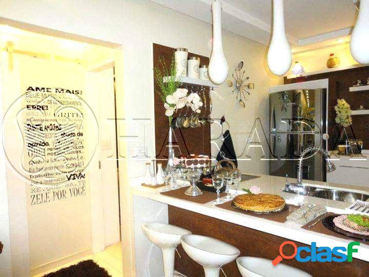 Excelente apto mobiliado,2 dm na vl. mariana - apartamento a venda no bairro vila mariana - são paulo, sp - ref.: ha245