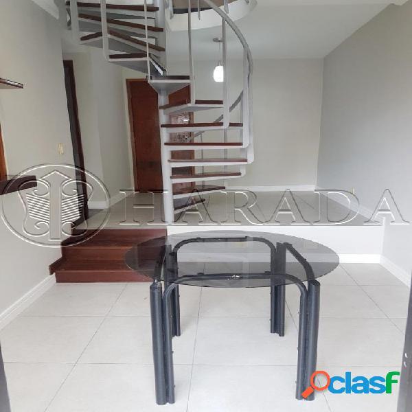 Excelente duplex 60 m2 mobiliado ao lado do metrô trianon - apartamento duplex a venda no bairro cerqueira cesar - são paulo, sp - ref.: ha96