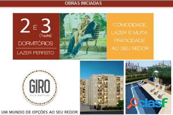 Giro vila matilde - apartamento em lançamentos no bairro vila matilde - são paulo, sp - ref.: va95125
