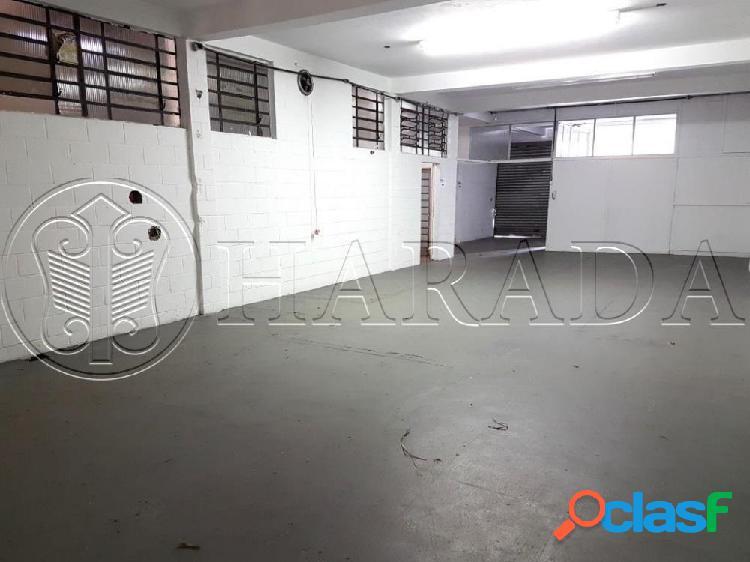 Sobrado 400 m2 com galpão a 2 quadras do metrô - galpão a venda no bairro chácara inglesa - são paulo, sp - ref.: ha43