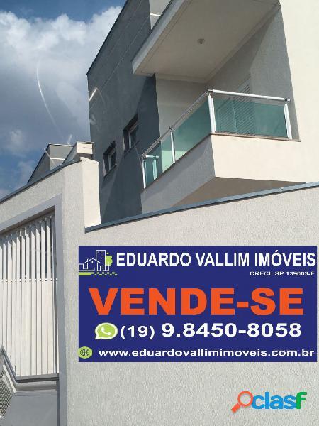 Casa a venda no bairro parque universitário - americana, sp - ref.: evsob021