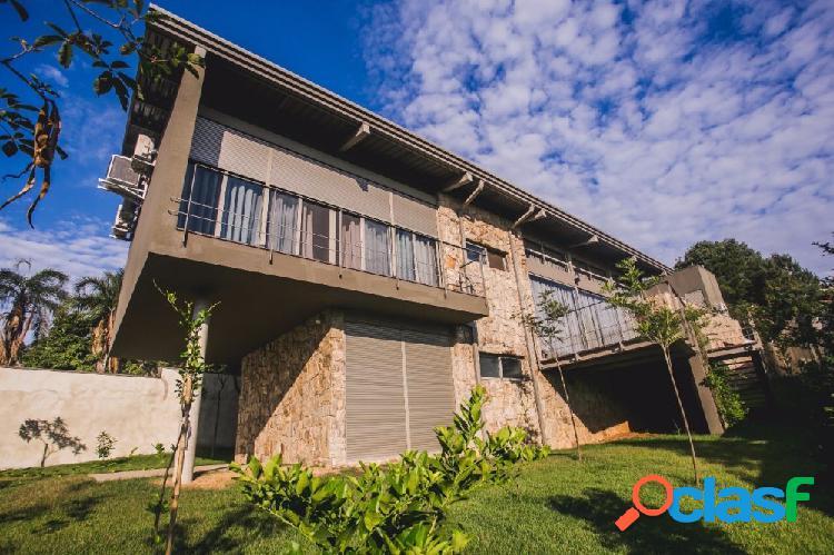 Planta preparada para construir a 3º suíte - casa alto padrão a venda no bairro riviera tamborlim - americana, sp - ref.: evcasa044