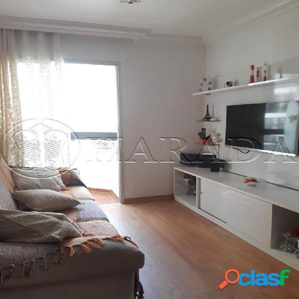 Apto 61 m2,2 dm c/ vaga na praça da árvore - apartamento a venda no bairro chácara inglesa - são paulo, sp - ref.: ha334