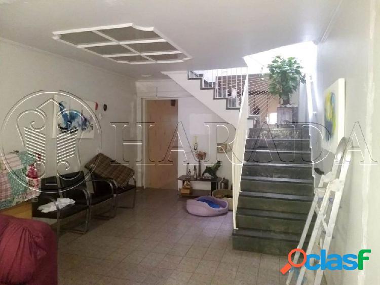 Sobrado 200 m2, 3 dm, 3 vagas na saúde - sobrado a venda no bairro vila brasílio machado - são paulo, sp - ref.: ha346