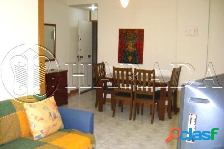 Excelente flat 55 m2 com vaga em copacabana - flat a venda no bairro copacabana - rio de janeiro, rj - ref.: ha232